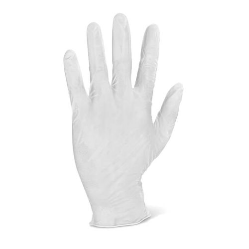 Click Latex Gloves Powder Free Gloves - 1000 Pack